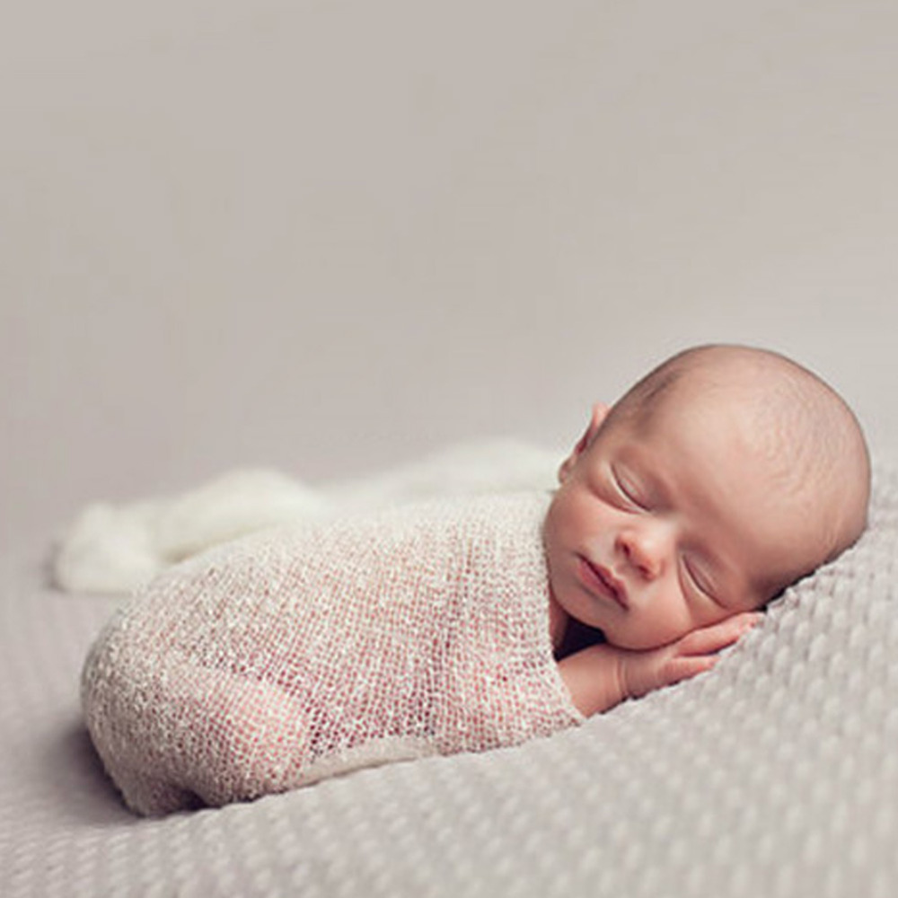 Hot Newborn Baby Photo Props Baby Kids Lace Disfraz Wrap Photo Props - Ropa de bebé - foto 3