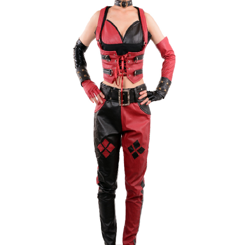 Amazoncom: womens harley quinn costume: Clothing,