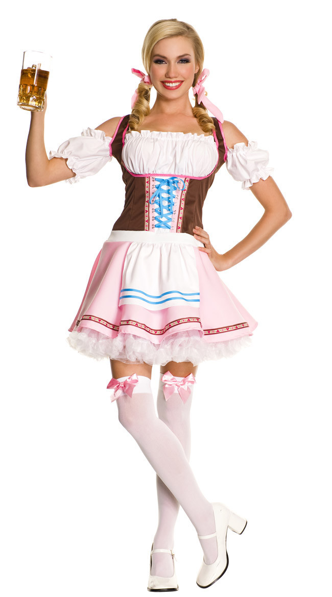 Vocole Sexy German Oktoberfest Costume Bavarian Beer Girl Carnival Festival Maid Party Fancy Dress