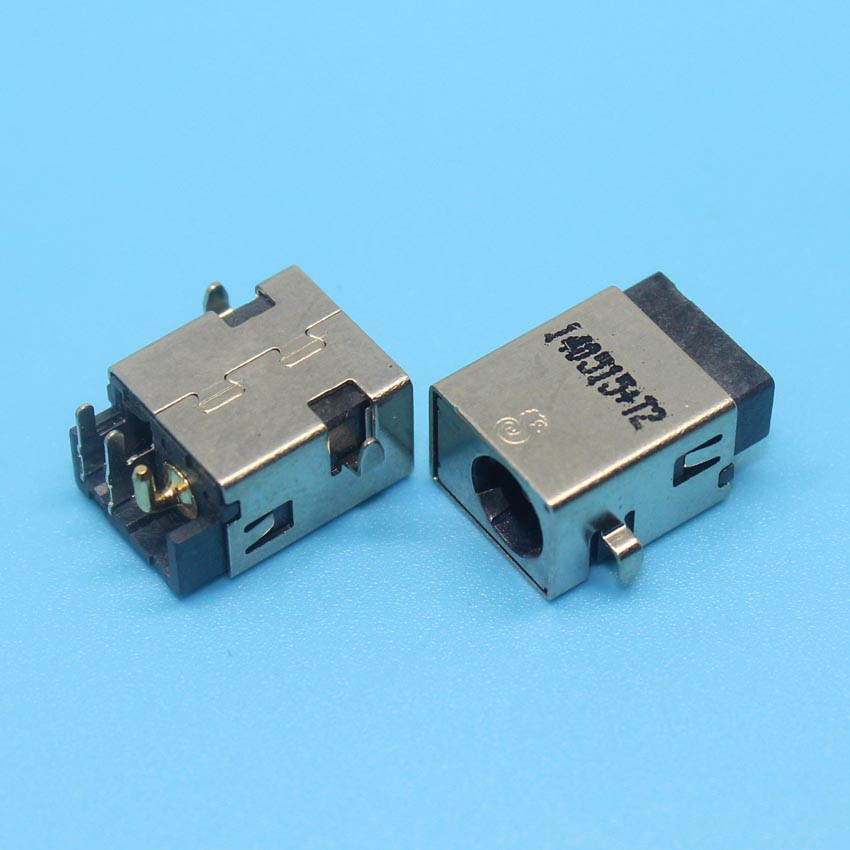YuXi 50X NEW For ASUS G53 G53S G53J G53SW G53SX G53JW-3DE G53JW-A1 XN1 AC DC 2.5MM laptop Power Jack plug socket connector yuxi free shipping 100x dc power jack connector for asus g53 g53s g53j g53sx g53sw g53jw g53jw 3de g53jw dc jack