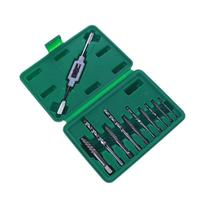 11Pcs Screw Extractor Tool Kit Drill Bits Used In Removing The Metal Damaged Screws With