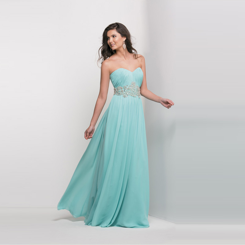 online buy wholesale light blue prom gown from china light
