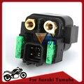 Bike Motorcycle Starter Relay Solenoid  for Suzuki 750 GSX750F GSX600F KATANA AN400 Yamaha RAPTOR 250 700 125 YFM700 125R 700R