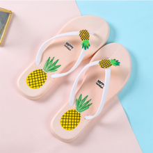 2019 New Arrival Summer Flip Flops High Quality Beach Sandals Non-slide  Slippers Casual Shoes Outdoor