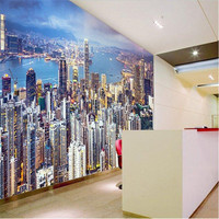 3D Photo Wallpaper Blue Lotus Lotus Relief Companies Lobby Bar Hotel Villa Living 3D Large Wall