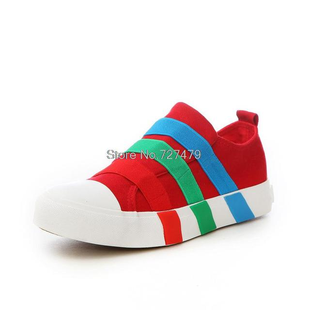 Fashion Women Canvas Shoes Women Flats Fashion Low Canvas Single Shoes Female Outdoor Shoes Hot Sale #B1714