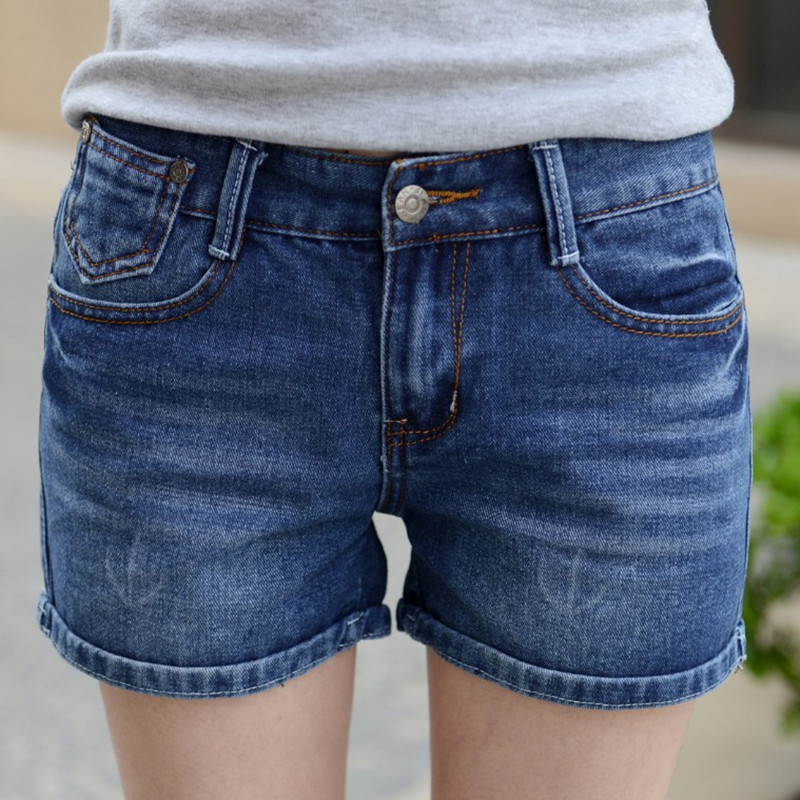 denim shorts female short jeans for women 2017 summer ladies shorts in shorts from women 39 s. Black Bedroom Furniture Sets. Home Design Ideas