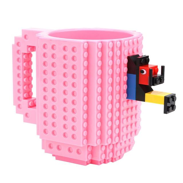 Coffee Mug Building Blocks Cup