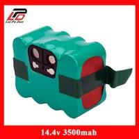 14.4V Ni MH 3500mAh Vacuum Cleaner Sweeping Robot Rechargeable Battery Pack For KV8/XR210 FM 019 INDREAM9200 580 ZECO V700