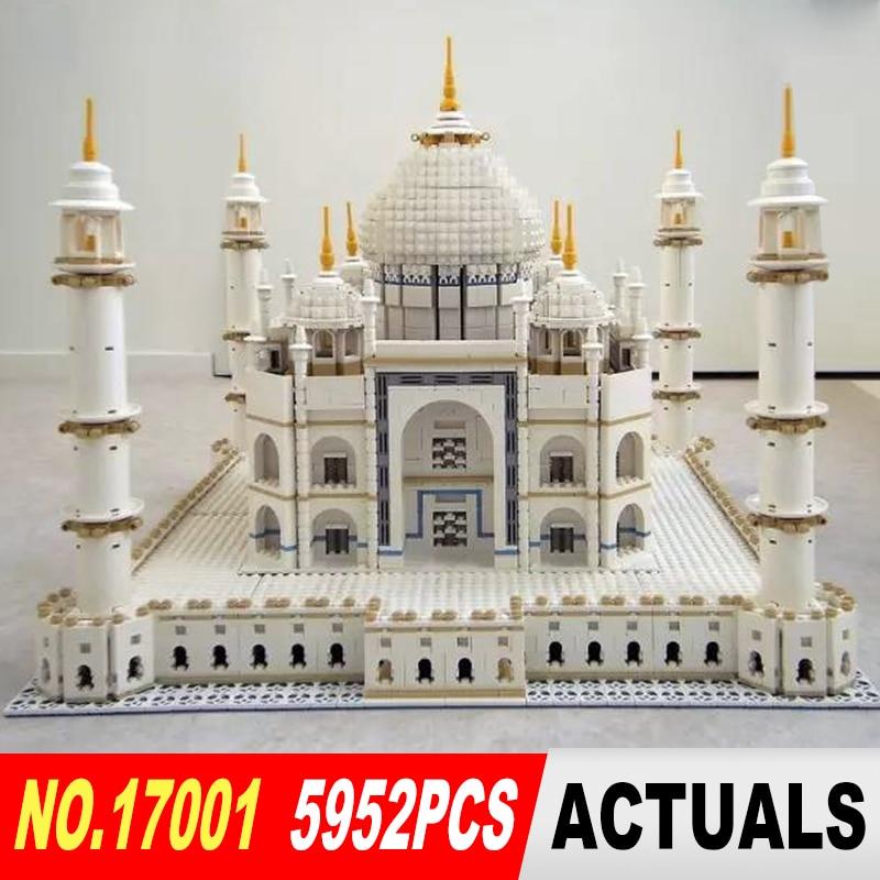 LEPIN 17001 5952pcs The taj mahal Model Building Kits Brick s