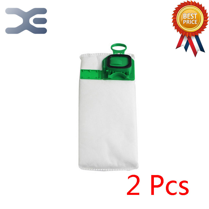 2Pcs For Vorwerk VK140 VK150 FP140 Vacuum Cleaner Accessories Dust Bag Garbage Bags Cloth Bag
