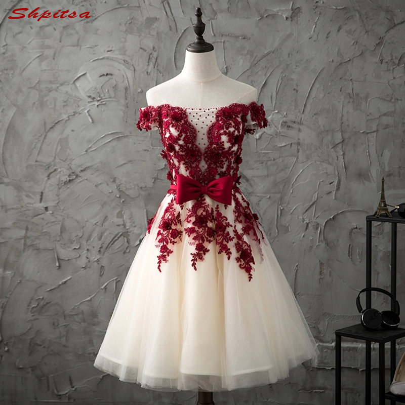 8th Grade Short   Prom     Dresses   Fast Delivery Party   Dresses   for Graduation vestidos de formatura festa curto gala jurken