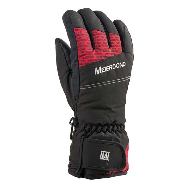 Warm Ski Snowboard Skiing Gloves Motorcycle Riding Winter Gloves Windproof Waterproof Snow Glove Men Women cycling gloves #2s18 (2)