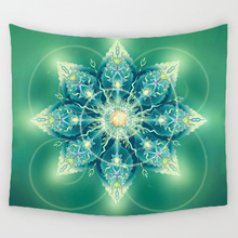 Wall Hanging Gobelin Mandala Pattern