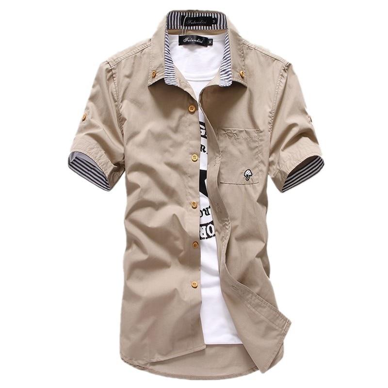 Aliexpress.com : Buy 2017 New Arrived Men's Casual Short Sleeve ...
