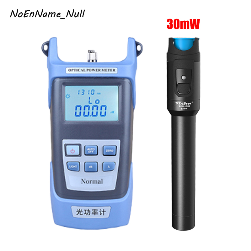 New 30mW 30Km Visual Fault Locator Fiber Optic Laser Cable Tester VFL FTTH