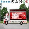 Leeman лучшие продавая продукты в европе led передвижной трейлер знак для наружной рекламы