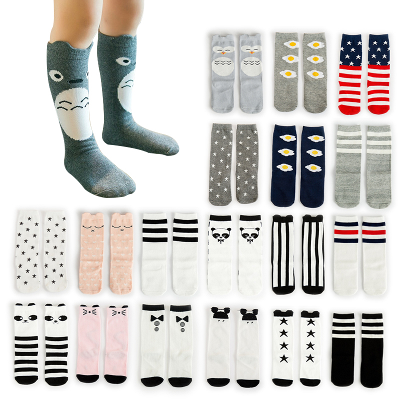 100-Cotton-Collant-Sock-For-Girls-Kids-Knee-High-Socks-Baby-Girls-Fall-Winter-Leg-Warmers-For-Children-Chaussette-3