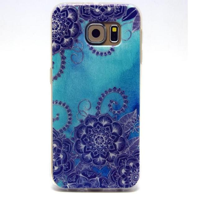 coque samsung galaxy grand bleu