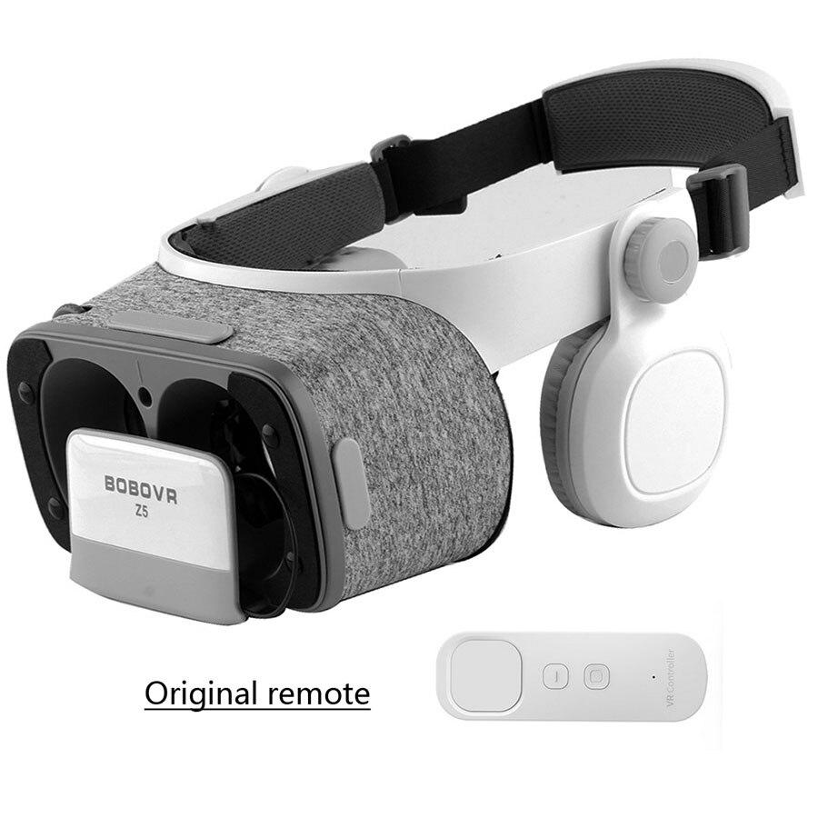 BOBOVR Z5 font b Virtual b font font b Reality b font 3D VR glasses Cardboard