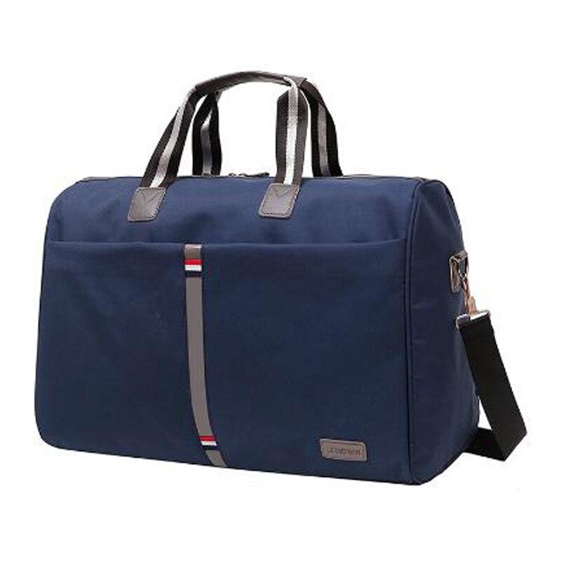 2018 Foldable portable shoulder bags Waterproof Men's Travel bag Travel luggage large capacity Travel Tote Women More color 5