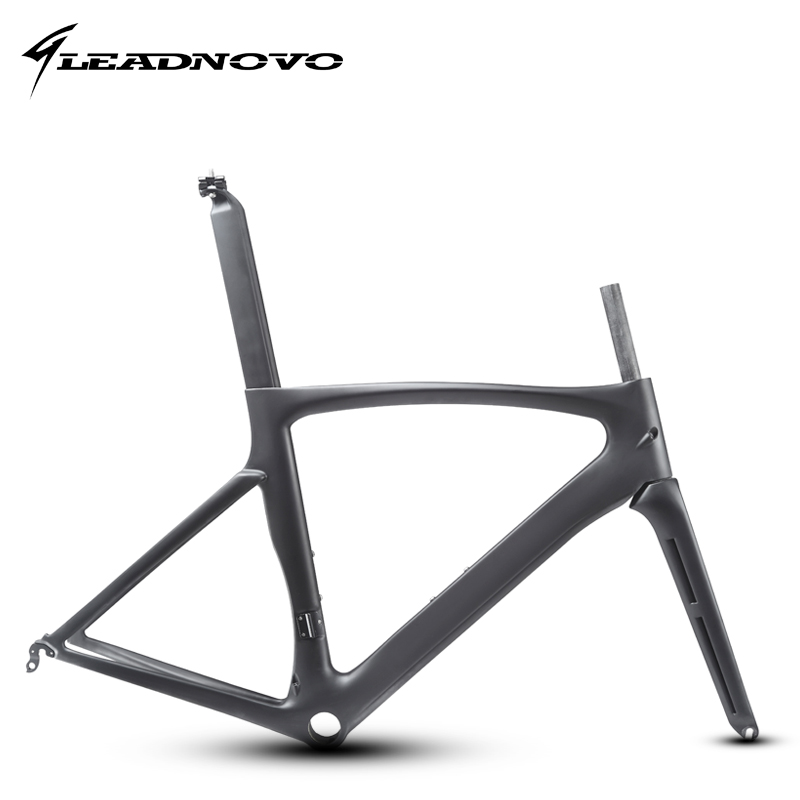 2017 T1100 1k 3k new carbon Aero road bike frame carbon bicycle frameset +seat post+fork+headset+clamp can ship XDB without tax