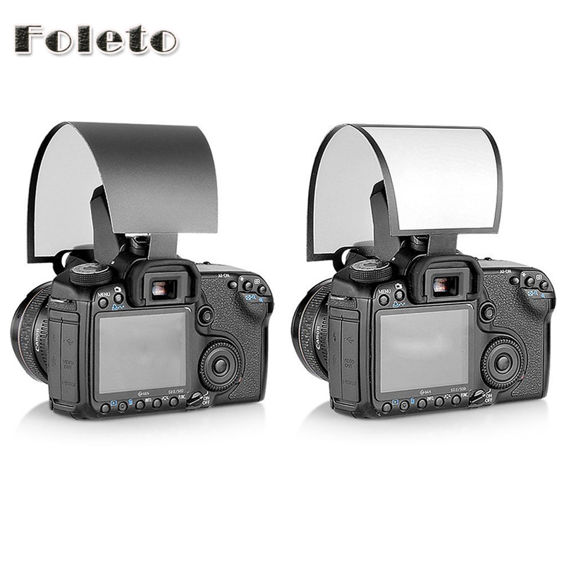 Universal Soft Screen Pop-Up Flash Diffuser For Nikon Canon Pentax Olympus Camera Soft Diffuser Plastic Diffuser Softer 10D 20D