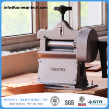 8116 Leather paring machine,Manual swing leather skiver,hand leather peel tools,vegetable tanned leather splitter max 10cm width
