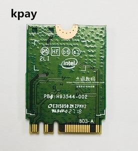 Image 2 - Dual Band AC 3165 NGFF dla Intel 3165NGW M.2 802.11ac WiFi 433 mb/s bezprzewodowa sieć lan karty + Bluetooth 4.0 2.4G/sieci 5Ghz