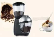 Новый 200 Вт Высокой Мощности Профессиональные burr Кофемолке/coffee mill/Электрический Бобы Орехи Шлифовальный Станок