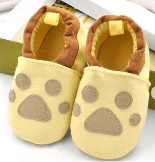 Hooyi хлопковая обувь для мальчика противоскользящие Чехлы для обуви из горного хрусталя, для детей ясельного возраста, для тех, кто только начинает ходить, для новорожденных; обувь для малышей, не начавших ходить носки для девочек - Цвет: 6