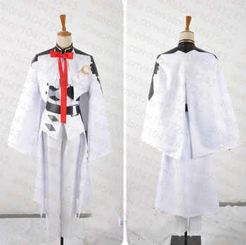Seraph of the End Ferid Bathory Cosplay Costume Owari no Serafu Halloween Uniform Full set - DISCOUNT ITEM  20 OFF Novelty & Special Use