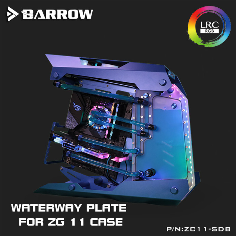 Barrow Waterway Board for ZG 11 Open Type Case Water Way Plate LRC2 0 5V 3Pin