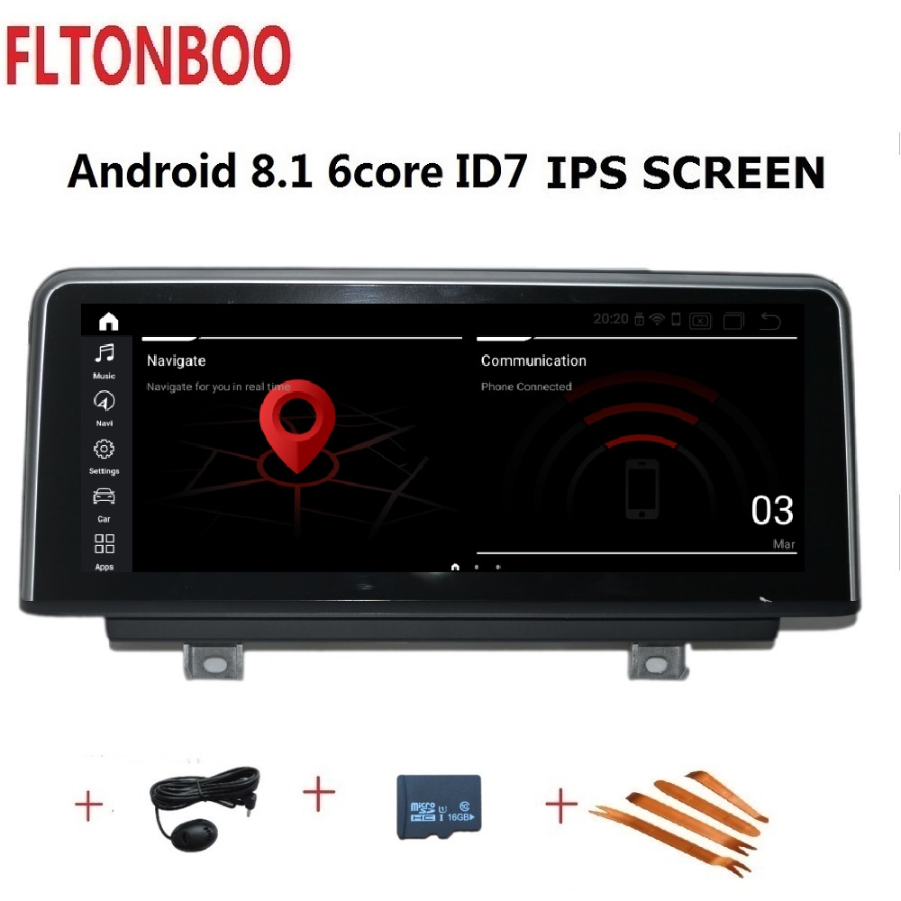 10.25 Android 8.1 Car Gps  navigation ID7 for BMW 3 Series F30 F31 F34 For BMW 4Series F32 F33 F36 6 core 2GB RAM 32GB ROM 3G10.25 Android 8.1 Car Gps  navigation ID7 for BMW 3 Series F30 F31 F34 For BMW 4Series F32 F33 F36 6 core 2GB RAM 32GB ROM 3G