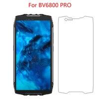 Для Blackview BV6800 Pro (3-Pack) 9 H прочность и безопасность гибкое стекло Взрывозащищенный экран протектор