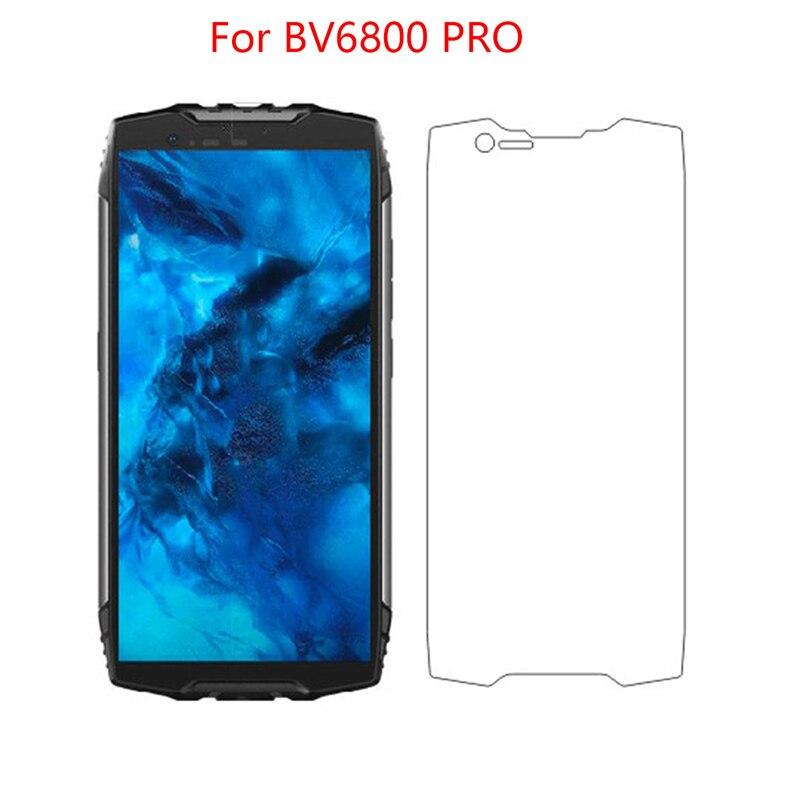 Para Blackview BV6800 Pro (3 Pack) 9 H dureza y seguridad flexible de vidrio protector de pantalla a prueba de explosiones