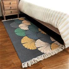 70X160 см хлопок Креативный дизайн мягкие ковры для гостиной, спальни, ковер для дома, коврик для пола, ковры для спальни, простой коврик