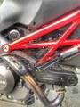 Защитный Кожух ремня Для Ducati Monster 696 795 796 Полный Углеродного Волокна 100% Саржа