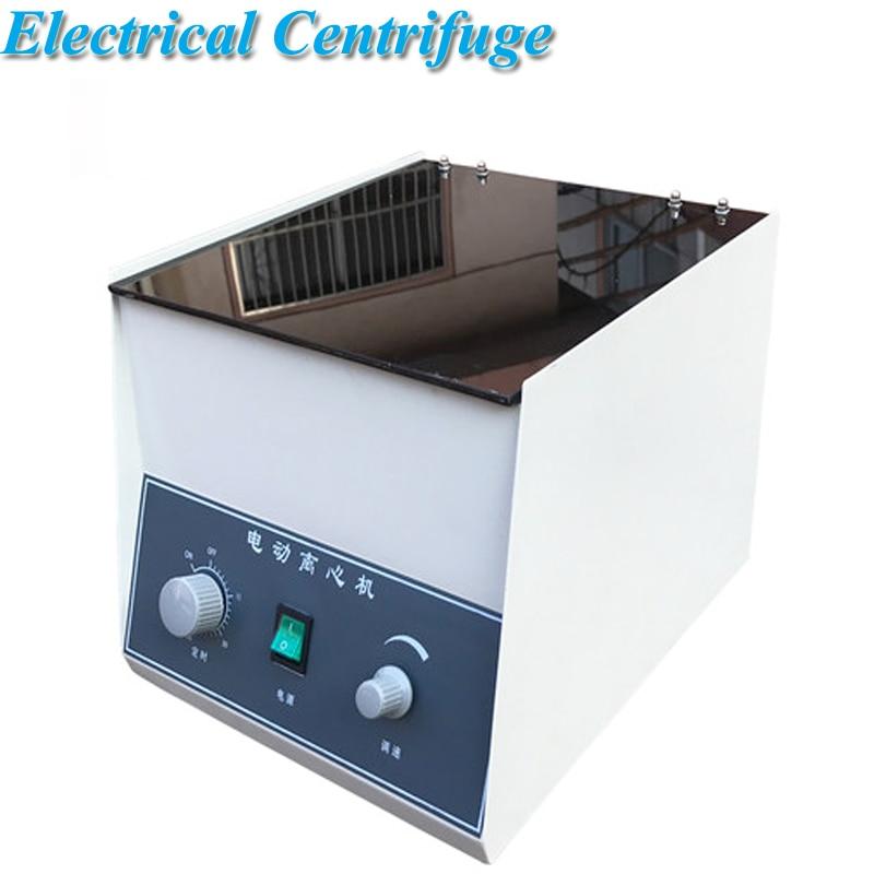Electric Centrifuge 4000 Rpm/min Low Speed Centrifuge Separation Equipment Laboratory Separator 80-2Electric Centrifuge 4000 Rpm/min Low Speed Centrifuge Separation Equipment Laboratory Separator 80-2