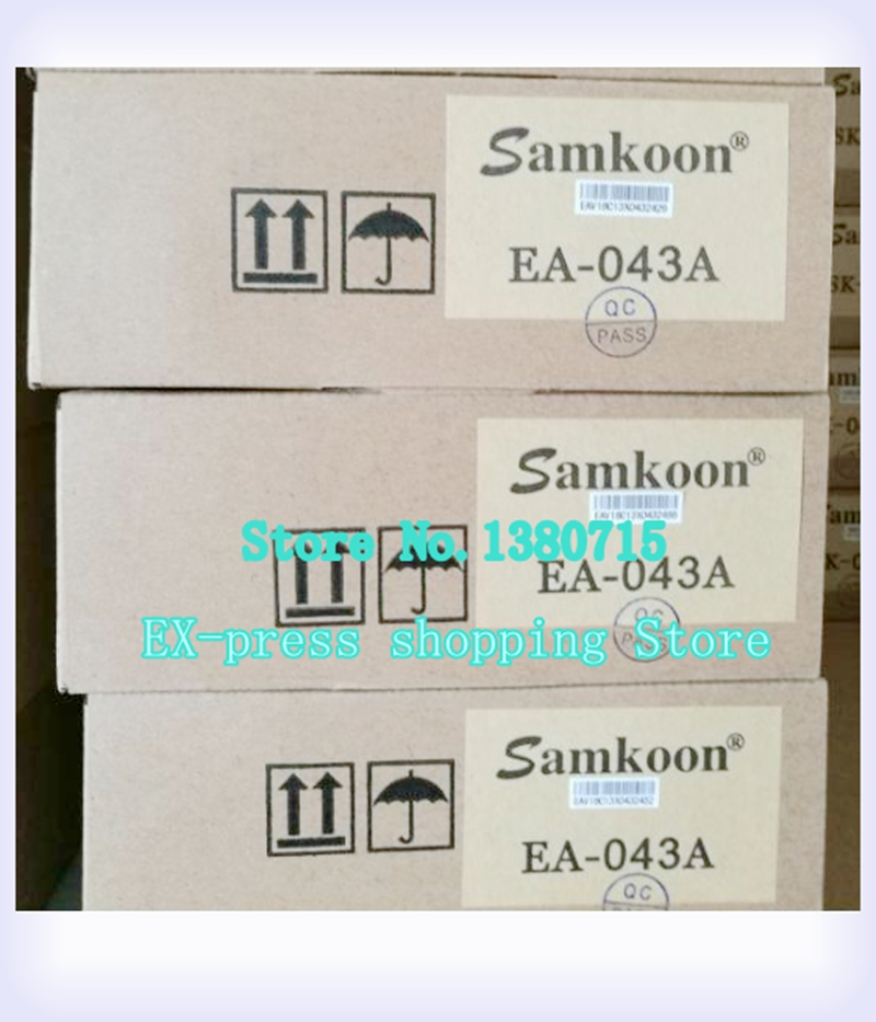 samkoon EA 043A RS232 RS484 4 3 inch HMI touch Screen COM usb Device