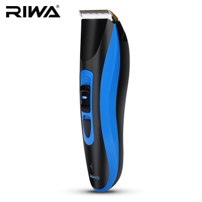 RIWA RE - 750A Rechargeable Electric Hair Clipper Trimmer Sharp Blades Fully Washable Waterproof Hairdressing Tool цена
