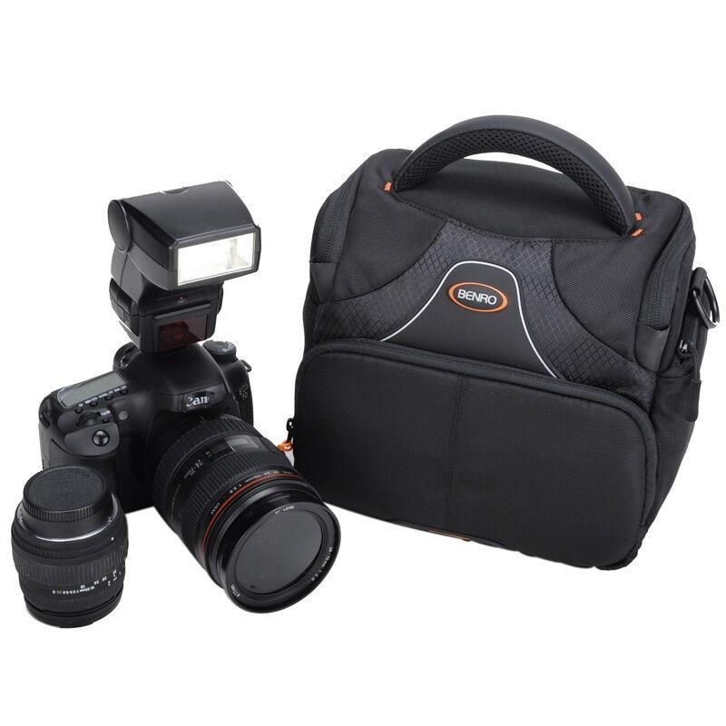 Benro Beyond S40 one shoulder professional camera bag slr camera bag rain cover сумка benro beyond z30
