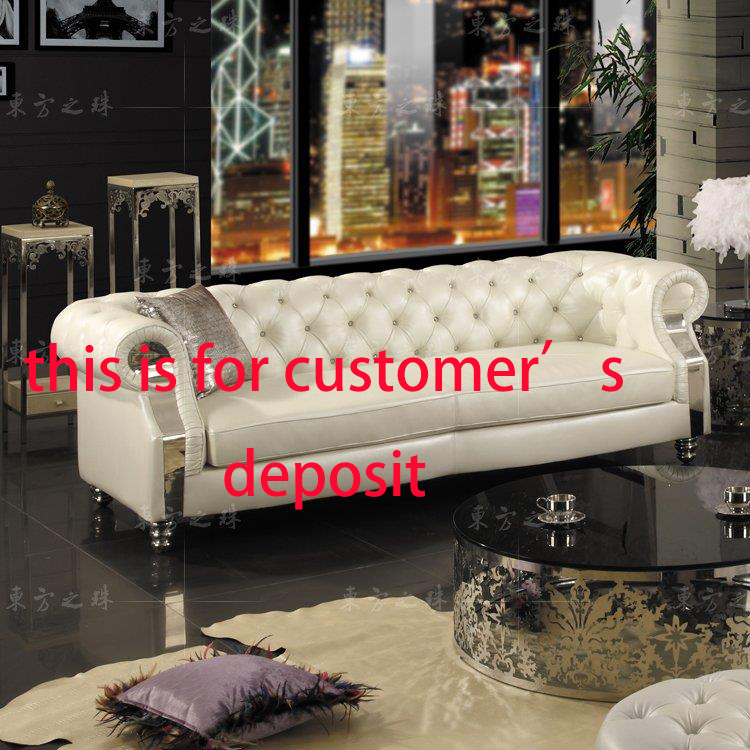 Payment Of Pillows Cushions Leather Swatches Sample Living Room Sofa Real Genuine Home Furniture Used In Sofas From