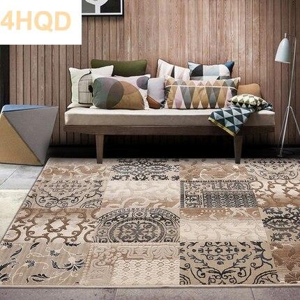 Турция импортировала ковры современный минималистский европейских и американских гостиной журнальный столик диван толщиной шифрования к...