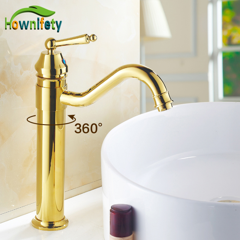 Solid Brass Oil Rubbed Bronze Bathroom Waterfall Vessel Sink Faucet Deck Mount Mixer Tap oil rubbed bronze waterfall spout bathroom tub faucet sink mixer tap deck mount