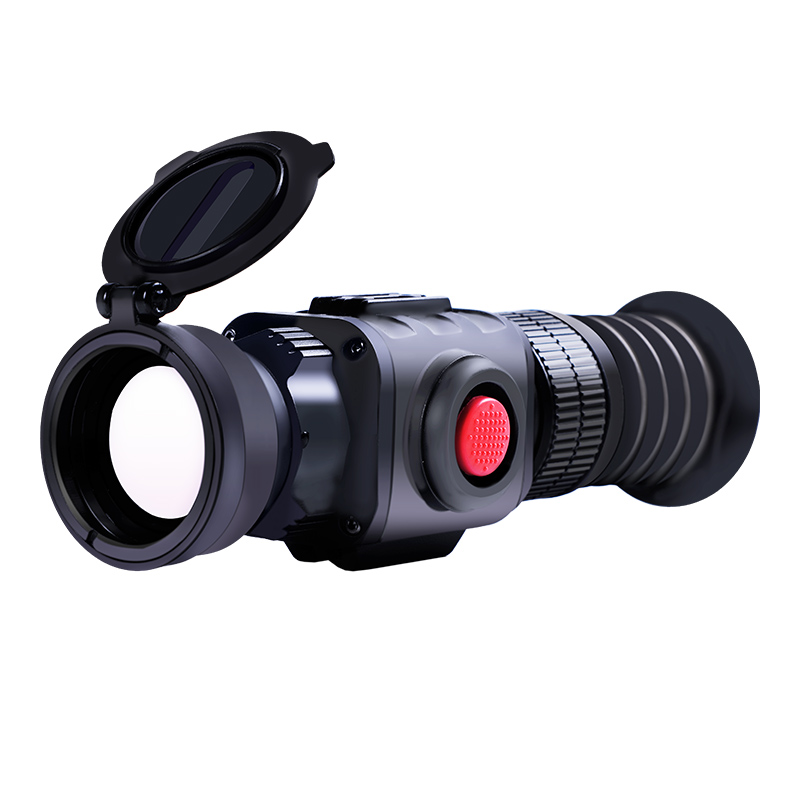 Image 3 - Thermal Imaging Infrared Night Vision Sight Aiming Device Monocular Crosshair Riflescope CS 7 Thermal Imager for Outdoor Hunting-in Night Visions from Sports & Entertainment