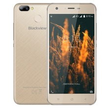 Blackview A7 Pro 4G Smartphone 5.0″ MTK6737 Quad core Android 7.0 2GB 16GB 8.0MP+0.3MP Dual Rear 5.0MP Front Camera Mobile Phone