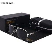 Классические поляризационные солнцезащитные очки мужские винтажные модные стильные lentes de sol mujer новые брендовые дизайнерские очки для вожд...