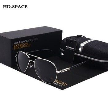dac18b5daa Gafas de sol polarizadas clásicas para hombre Estilo Vintage de moda lentes  de sol mujer nueva marca de diseñador gafas para gafas de sol para  conductor ...