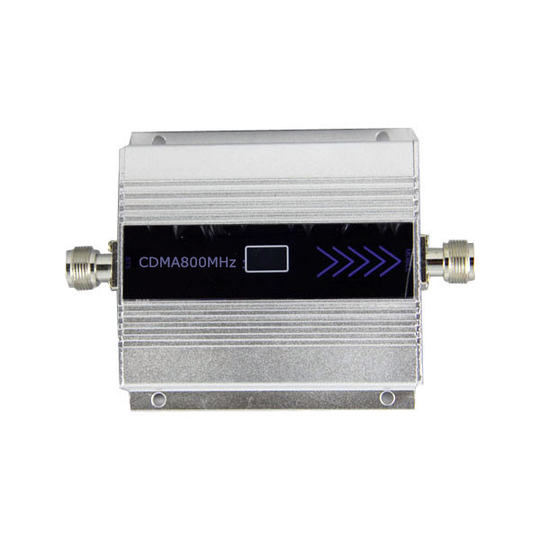 Pantalla LCD 3G GSM/CDMA 850 Mhz 850 MHz Repetidor Móvil de la Señal del teléfono Celular Repetidor Booster Amplificador Repetidor
